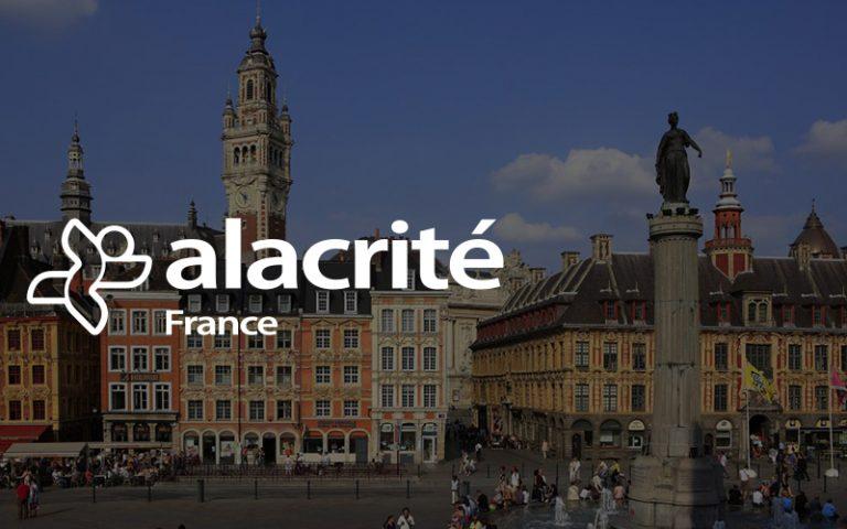 Alacrité France au coeur de la ville de Lille